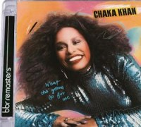 CHAKA KHAN what cha gonna do web